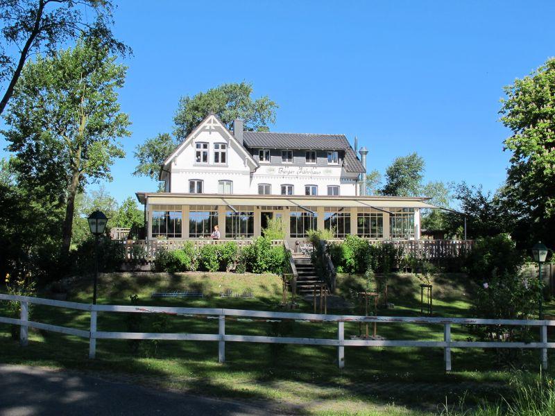 Burger-Faehrhaus in Burg Dithmarschen